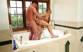 Prex rinsing masseuse